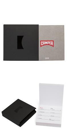 Camper calendar PR223-000
