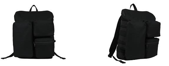 Camper bags B1233-011